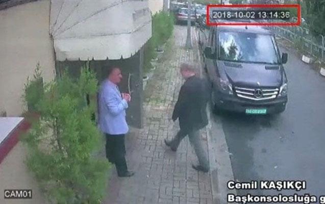 Türkiyədə yoxa çıxan jurnalistin son görüntüsü yayıldı