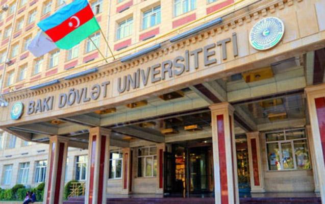 BDU-da 2 prorektor işdən çıxarıldı
