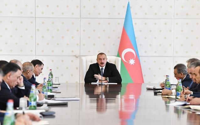 Bu ilin 9 ayında Azərbaycan iqtisadiyyatına 9 milyard dollar sərmayə qoyulub