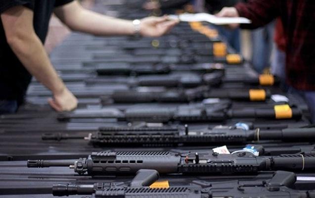 ABŞ bu il 55 milyard dollarlıq silah satıb
