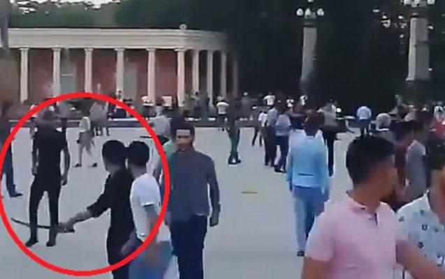 Azərbaycanın axtardığı şəxs Rusiyada saxlanıldı - Gəncə olaylarına görə