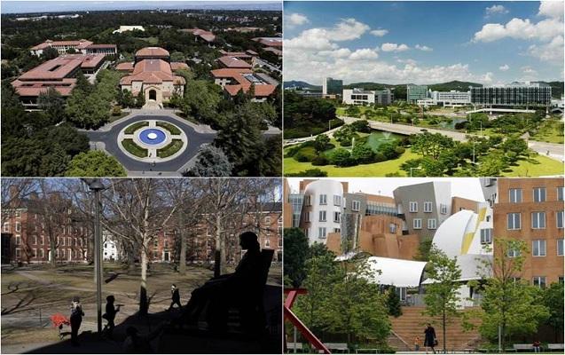 Texnologiyalara ən çox töhfəni hansı universitetlər verir?