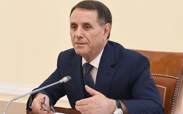 Novruz Məmmədov Neft Fondunda toplantı keçirdi
