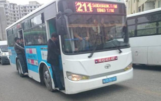 Bakıda avtobus sürücüsü ruhi xəstəni vurub öldürdü