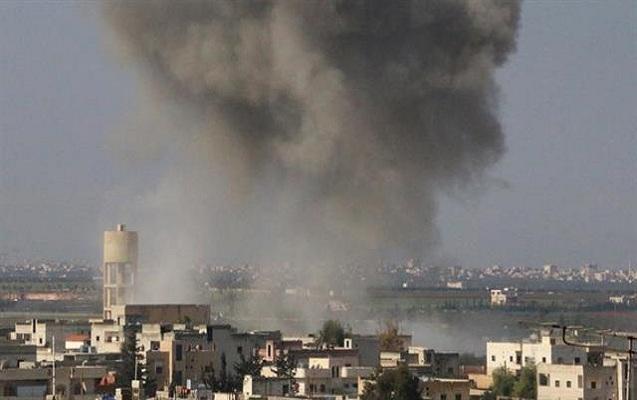 Koalisiya qüvvələri Suriyada yenə məscidi bombaladı