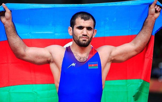 Cəbrayıl Həsənov finalda amerikalıya uduzdu