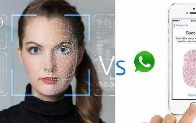 """""""WhatsApp""""a sifət və barmaq izi tanınması gəlir"""