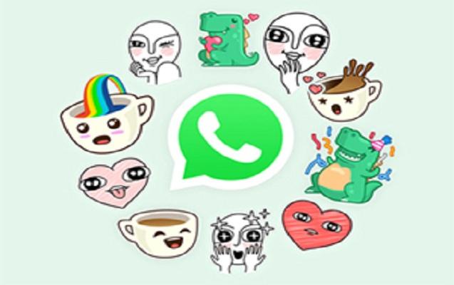 """""""WhatsApp""""a yeni stikerlər əlavə edildi"""