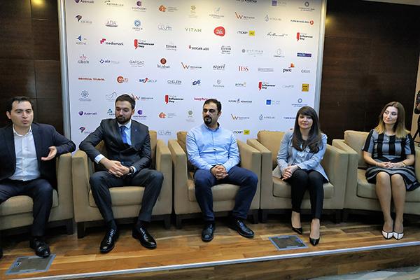 """Azercell """"Global İnfluencer Day"""" tədbirinin GSM sponsorudur"""