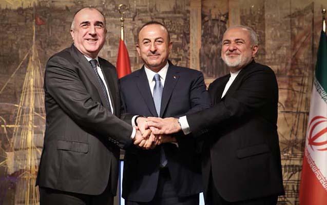 Azərbaycan, Türkiyə və İran anlaşdı