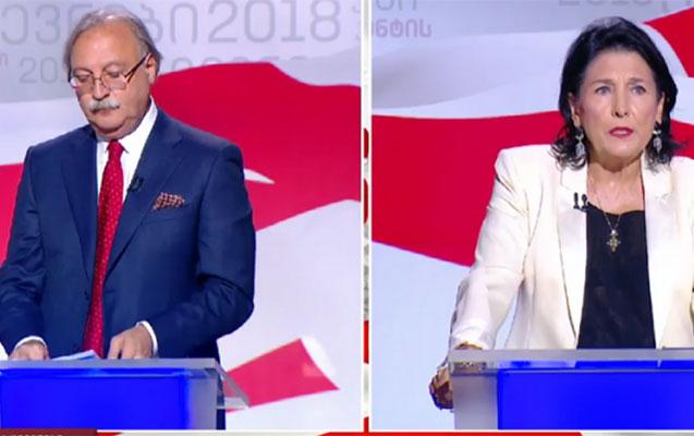 Azərbaycan Gürcüstanda kimi prezident görmək istəyir?