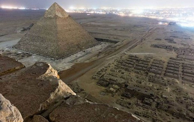 Misir piramidalarının sirri açıldı