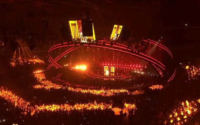 """""""Eurovision"""" səhnəsi necə olacaq?"""