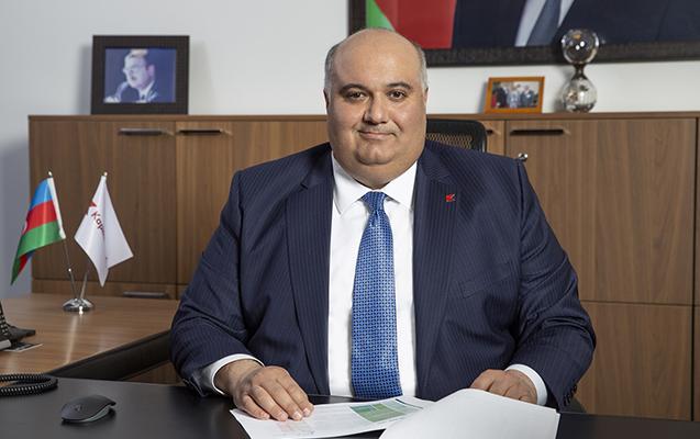 """""""Rəqəmsal bankçılığa keçid əsas hədəfimizdir"""" - Kapital Bank-ın İdarə Heyətinin sədri"""