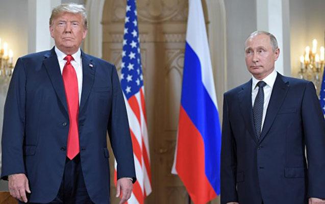 Tramp fikrini dəyişdi - Putinlə görüşməyəcək