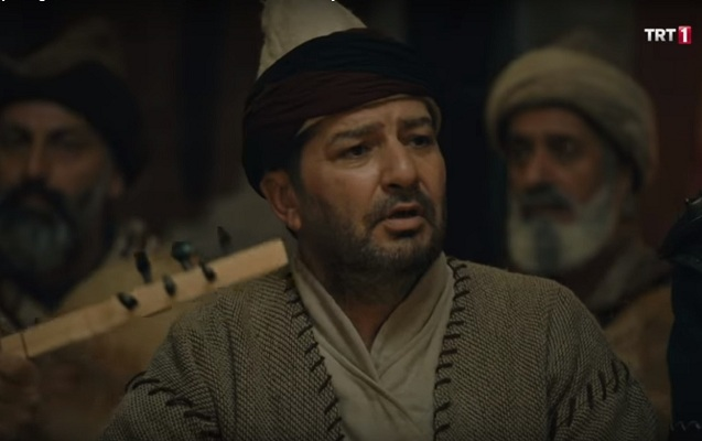 """Şəmistan Əlizamanlı """"Diriliş Ərtoğrul""""da rol aldı"""