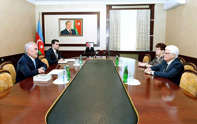 """Vasif Talıbov-dedi:""""Azərbaycan və Rusiya dost ölkələrdir"""""""