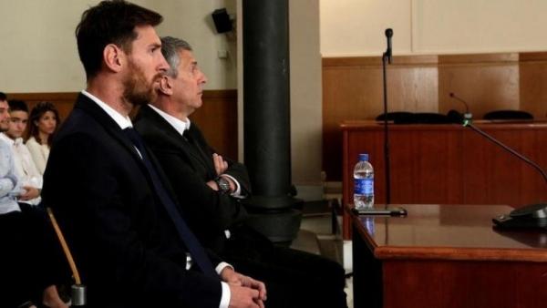 Messi və atası çirkli pulların yuyulmasında günahlandırılır