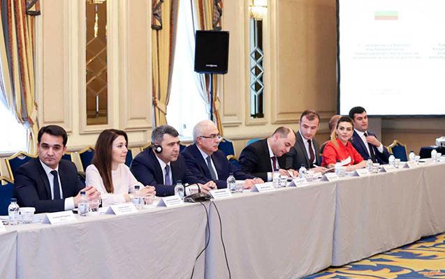 Bolqarıstanla Azərbaycan arasında sənədlər imzalandı