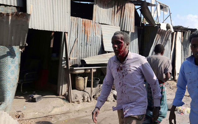 Somalida terror törədildi