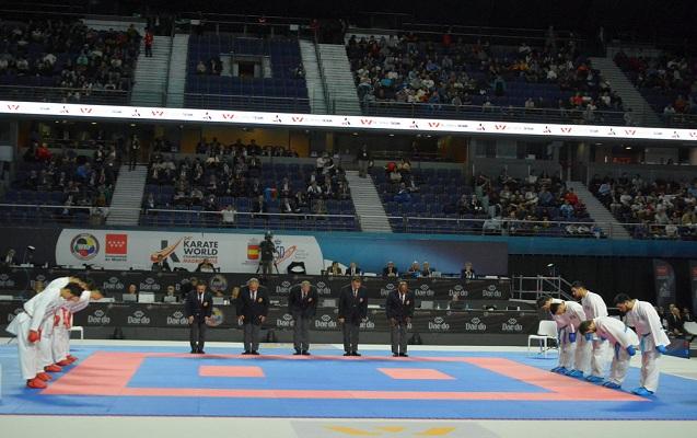 Karate millimiz bürünc medalı əldən verdi