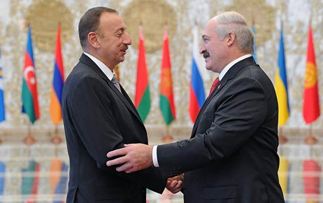 """Əliyev Belarusa gedir - """"Razılaşmamız müqəddəsdir"""""""