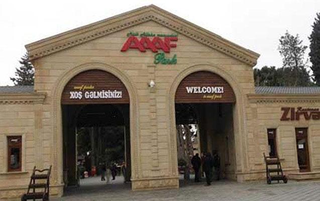 AAAF Park-da əlavə yüklənmə səbəbindən yaranan problem həll edilib