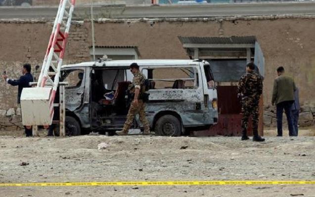 Əfqanıstanda polis qətliamında casus izi