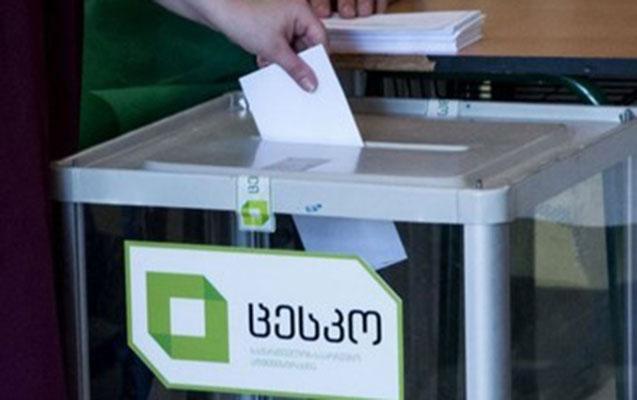Gürcüstan seçkilərin ikinci turuna 5 dəfə az vəsait ayırdı