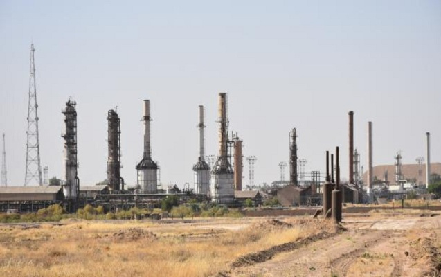 Kərkükdən neft ixracı yenidən başladı