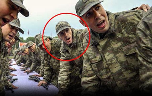 Ramil Quliyev Türkiyə ordusunda and içdi - Foto