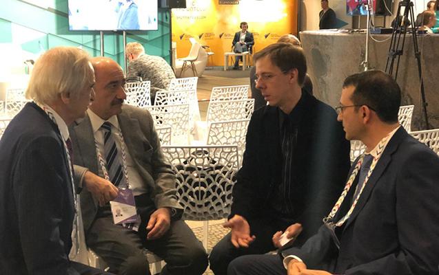 Mədəniyyət naziri Rusiyada Bülbüloğlu ilə bir sıra görüşlər keçirib