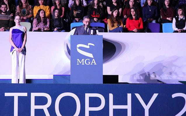 Bakıda akrobatika üzrə dünya kuboku yarışlarının açılışı oldu  span style  color  ea094b      Fotolar   span