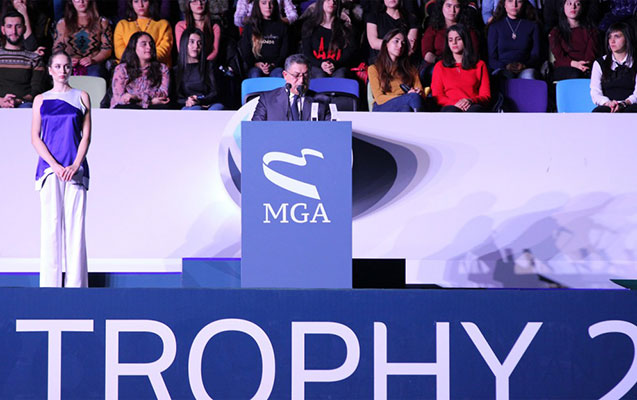 Bakıda akrobatika üzrə dünya kuboku yarışlarının açılışı oldu