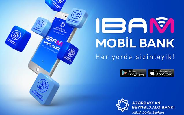 Azərbaycan Beynəlxalq Bankın mobil əlavəsində yeni funksiyalar