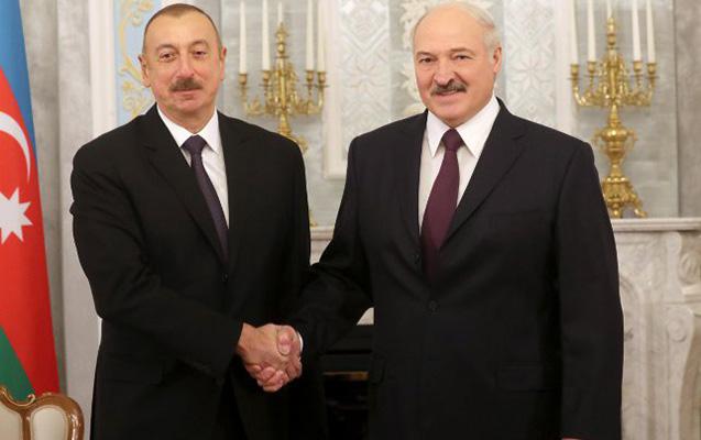 Azərbaycan Belarusdan yeni partiya hərbi texnika alır - Əliyev açıqladı