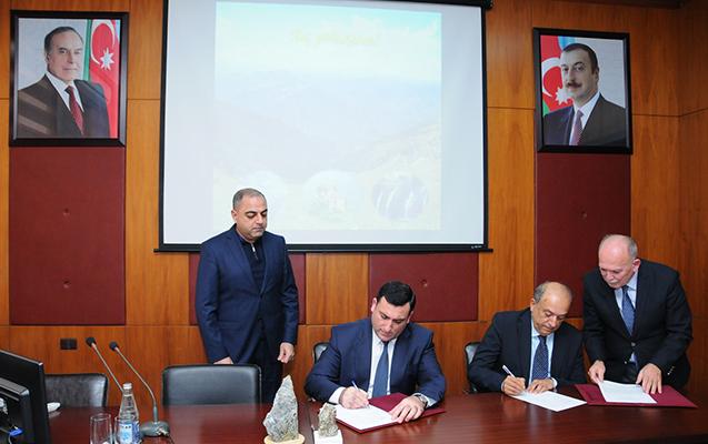 ADNSU Anlaşma Memorandumu imzaladı