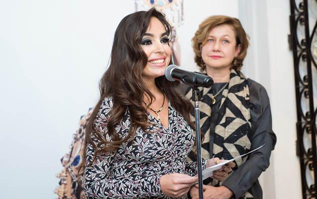Leyla Əliyeva beynəlxalq forumda