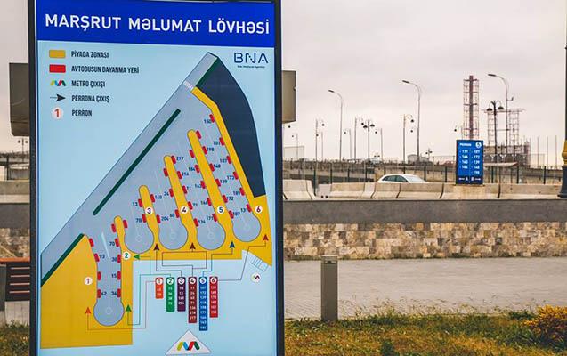 """""""Koroğlu""""dan yolu keçən sərnişinlərin nəzərinə"""