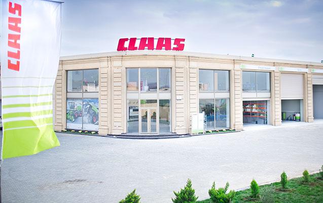 """""""CLAAS"""" texnikalarına təlabat artıb"""