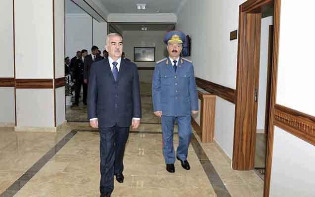Gömrük Komitəsinin sədri işdən çıxarıldı - Talıbovdan fərman