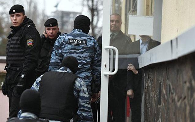 Rusiya saxlanılan 12 Ukrayna dənizçisi ilə bağlı qərarını verdi - Yenilənib