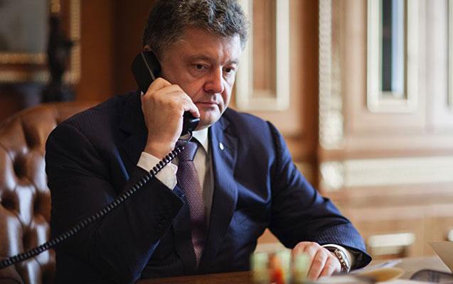 """""""Putin zəngimə cavab vermədi"""" - Poroşenko"""