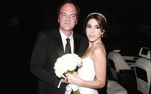 Tarantino müğənni ilə evləndi