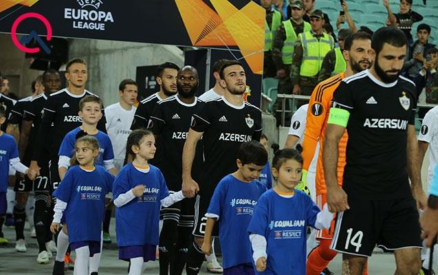 "UEFA-dan ""Qarabağ""a 2 milyon"