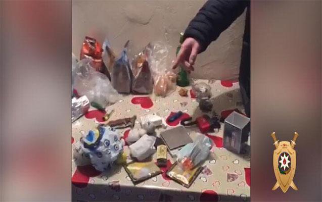 Cəlilabadlı narkobaron və satıcısı saxlanıldı