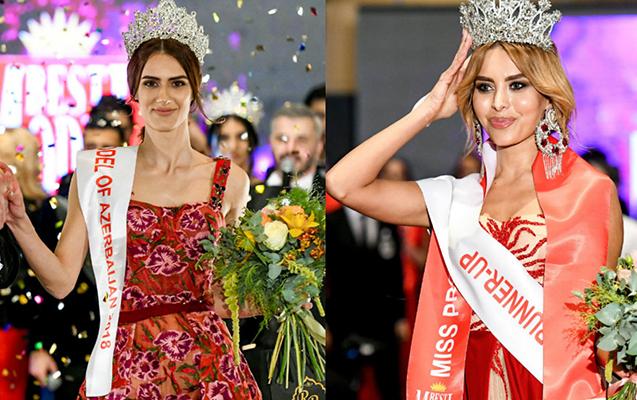 """""""Best Model""""in qalmaqallı qalibi dəyişdirildi"""