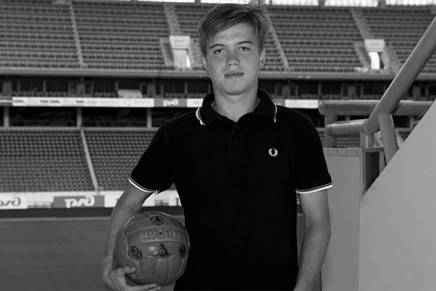 Rusiyalı futbolçu donaraq öldü