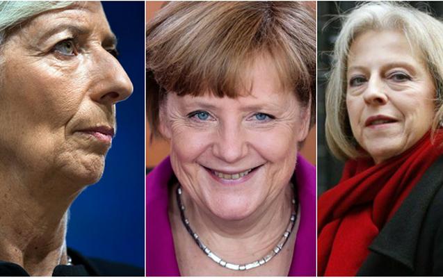 """Dünyanın ən nüfuzlu qadınları onlardır - """"Forbes""""in siyahısı"""