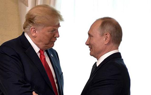 Trampla Putinin görüş tarixi və saatı açıqlandı